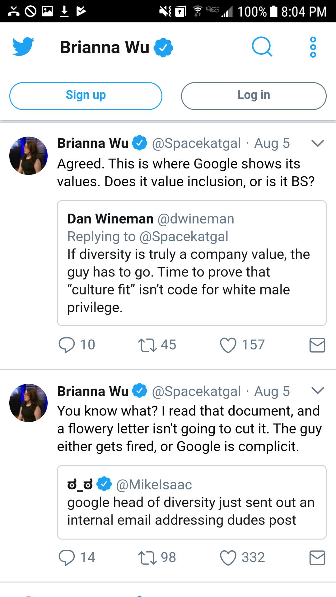 brianna wu google doc