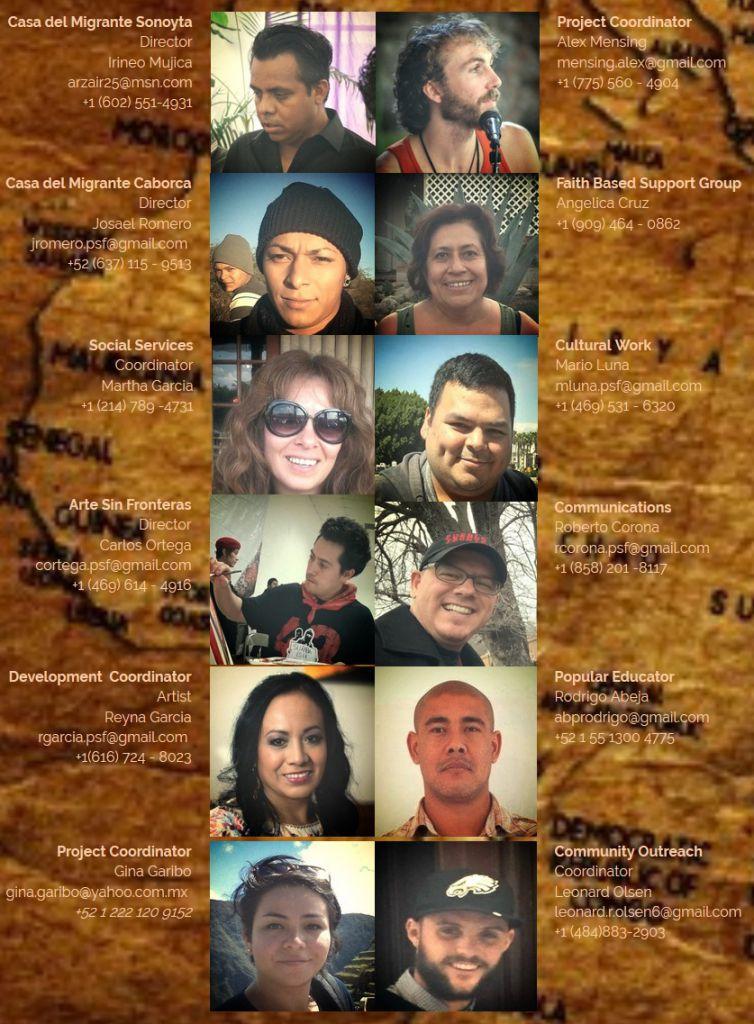 pueblo contact info caravan