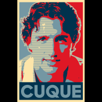 TRUDEAU hope poster cuck