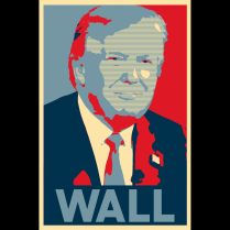 trump hope poster square