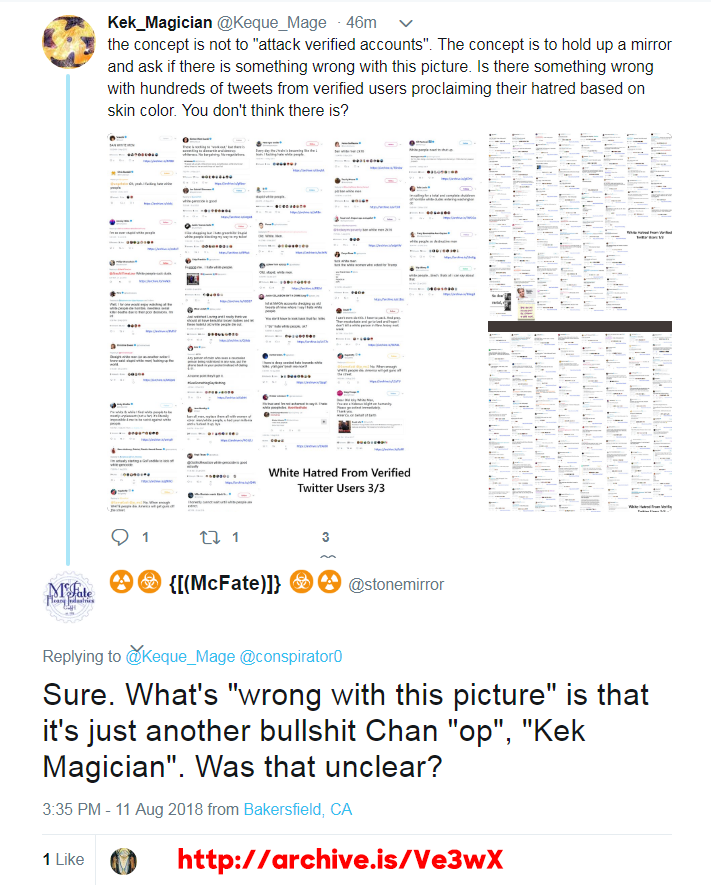 verified hate chan operation explain away