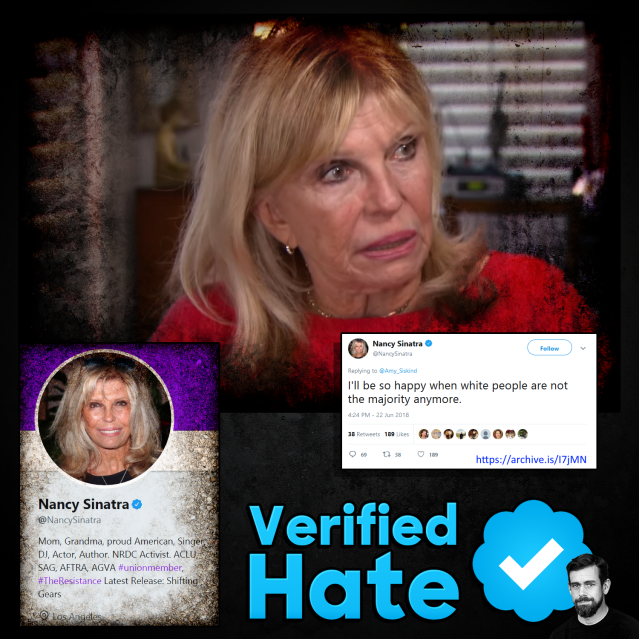 verified hate grunge nancy sinatra