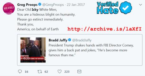 verified hate icky white men